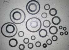 Water consumption meter gaskets