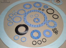 Gaskets for gas sealing