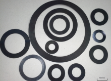 Various klingerit gaskets for outside water suply   systems