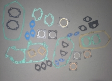 Gaskets for TOMOS motorcycles